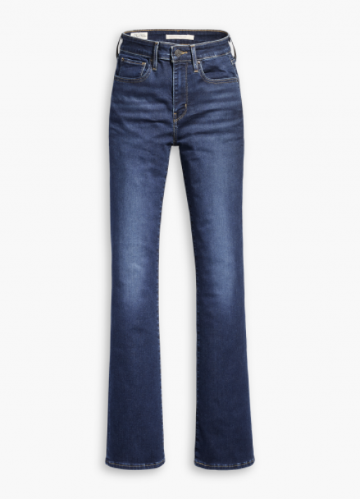 725 high rise bootcut soft stretch 12oz
