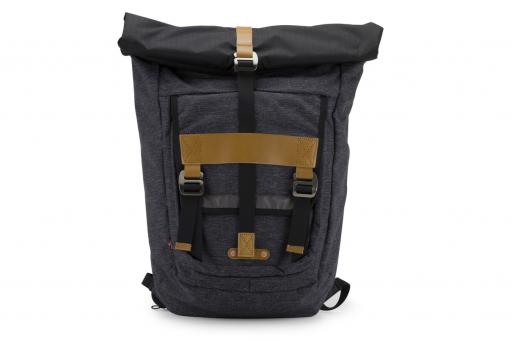 commuter rolltop backpack bag