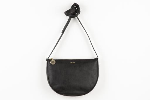 vegan saddle woman bag