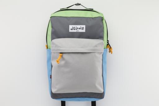 L-series mini colorblock backpack