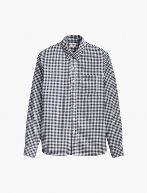 l/s sunset 1 pocket shirt
