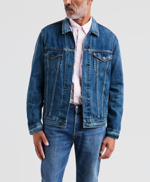 trucker denim jacket