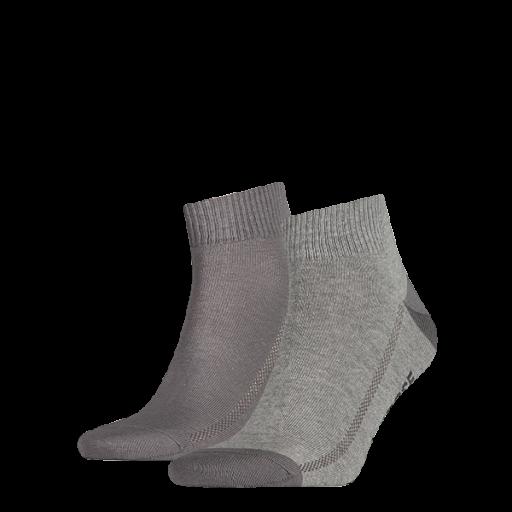 168sf mid cut stripe 2-pack sock