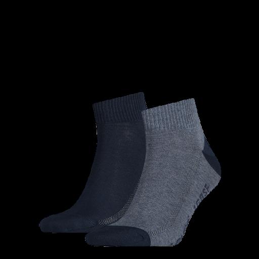 168sf mid cut 2-pack sock