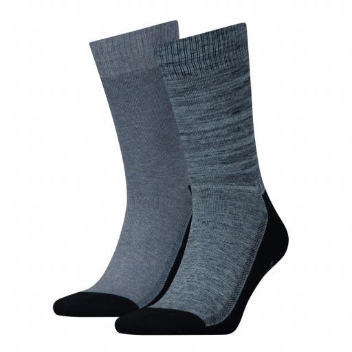 168ls regular cut 2-pair sock