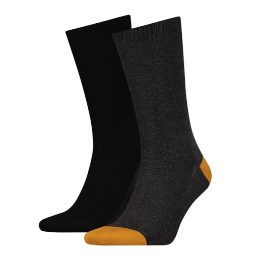 168sf regular cur 2-pack sock