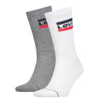 regular cut sprtwr logo 2-pack sock