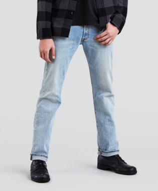 501 Jeans comfort stretch 14,5oz