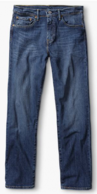 751 standard fit stretch 12,5oz