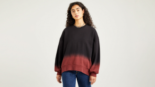 pai dip dye sweatshirt