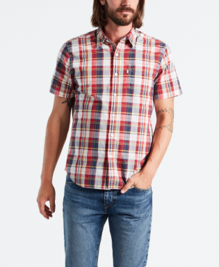 s/s classic 1 pocket shirt