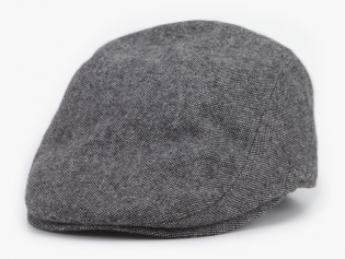 wool driver tweed cap