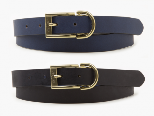femme reversible belt