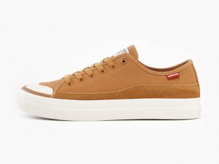 square low sneaker