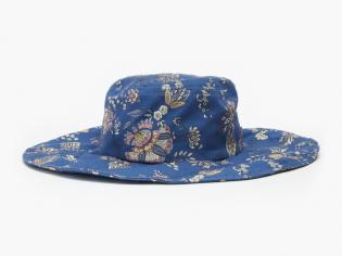 printed sun hat