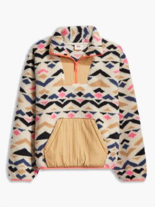arizona sherpa sweatshirt