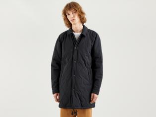 ellis quilted coach jacket