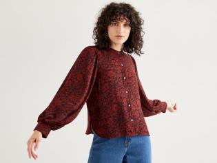 l/s hadley blouse