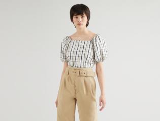 s/s vera blouse