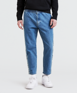 alt denim track pant 12,68oz