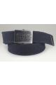 two horse pull plaque webbing belt