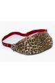 xl leopard banana sling