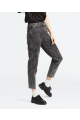 exposed button mom jean 13,4oz