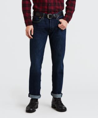 501 Jeans warp stretch 12,8oz