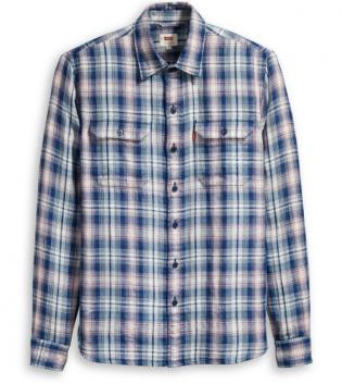 l/s jackson worker shirt